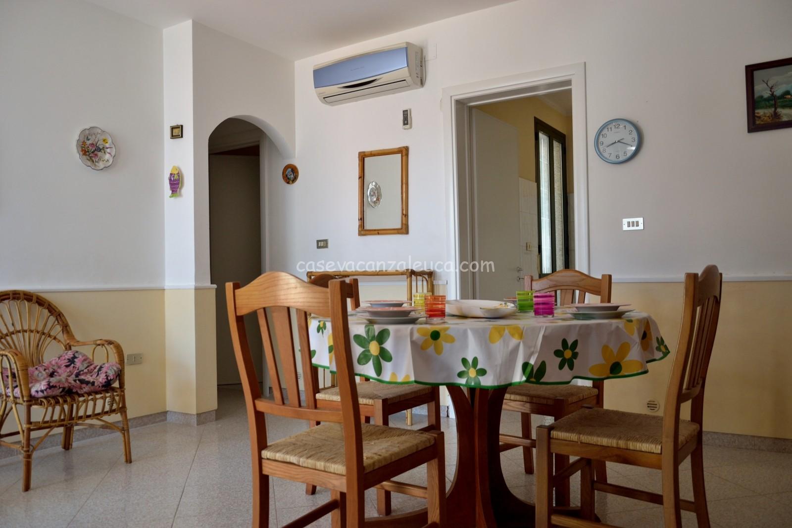 Casa Ideale Per 3 Persone casa giolitti   case vacanza leuca